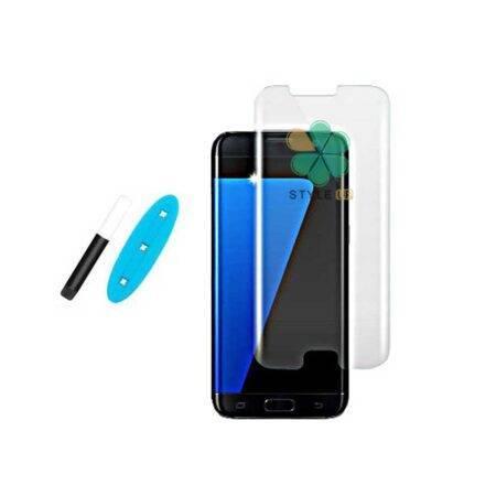 خرید گلس UV گوشی سامسونگ Samsung Galaxy S7 edge