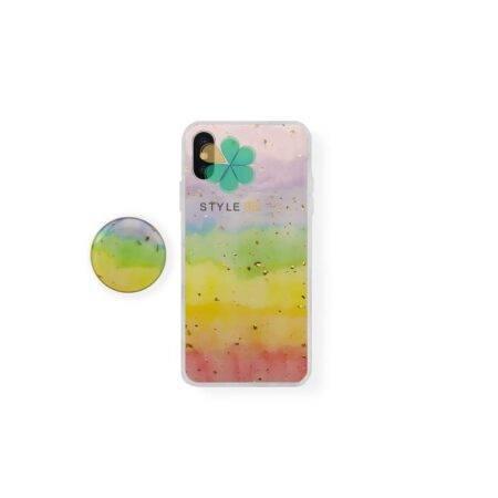 خرید قاب گوشی اپل آیفون Apple iPhone X / XS مدل آبرنگ