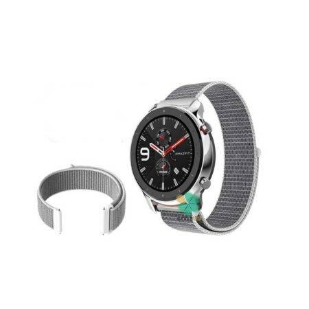 خرید بند ساعت شیائومی Xiaomi Amazfit GTR 47mm مدل نایلون لوپ