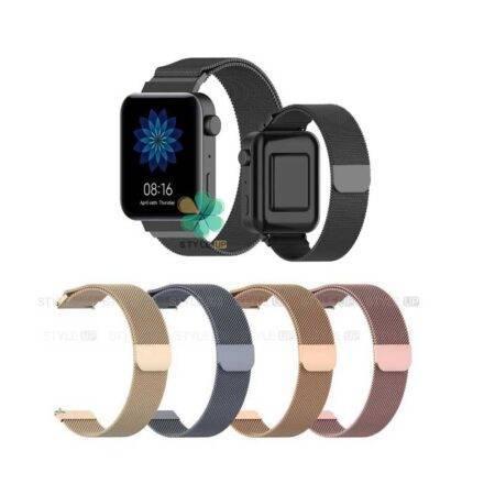 خرید بند ساعت شیائومی Xiaomi Mi Watch مدل Milanese