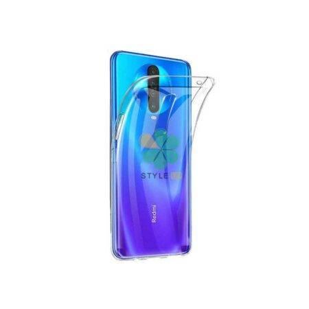 خرید قاب گوشی شیائومی Xiaomi Redmi K30i 5G مدل ژله ای شفاف