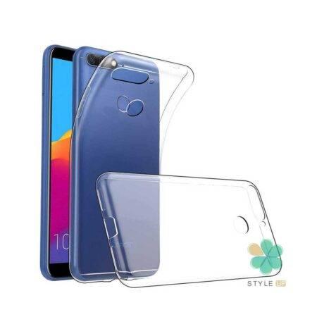 خرید قاب گوشی هواوی آنر Huawei Honor 7A مدل ژله ای شفاف