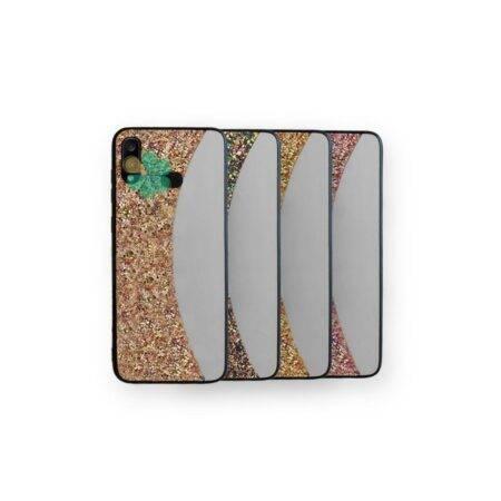 قاب آینه ای گوشی سامسونگ Samsung Galaxy A10s مدل نیمه ماه