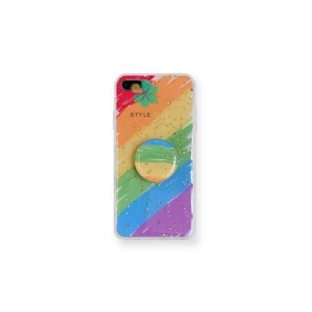 خرید قاب گوشی اپل آیفون Apple iPhone 7 plus / 8 plus مدل آبرنگ