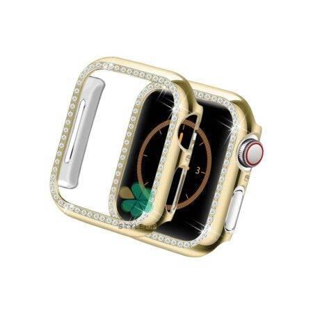 خرید کاور ساعت هوشمند اپل واچ Apple Watch 42mm مدل نگین دار