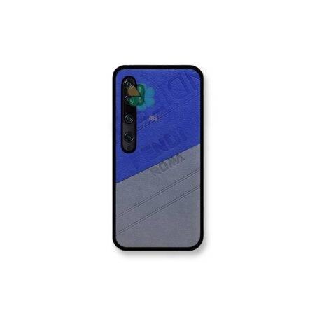 خرید قاب چرمی گوشی شیائومی Xiaomi Mi Note 10 Pro مدل Fendi Roma