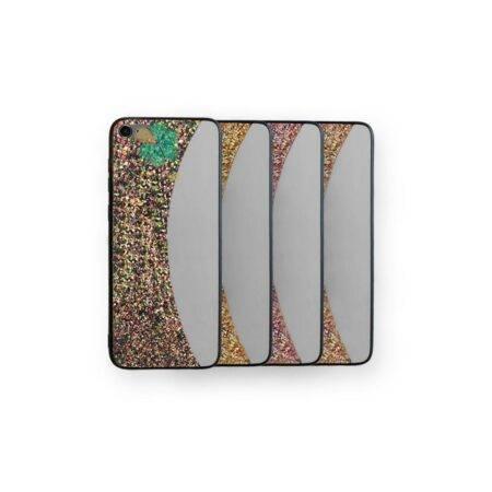 خرید قاب آینه ای گوشی آیفون Apple iPhone 6 / 6s مدل نیمه ماه