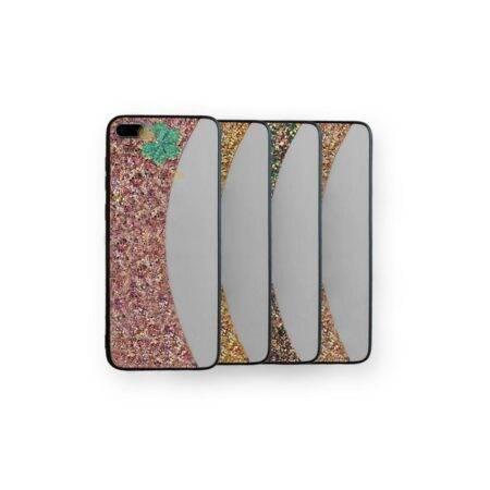 خرید قاب آینه ای گوشی آیفون Apple iPhone 7 Plus / 8 Plus مدل نیمه ماه