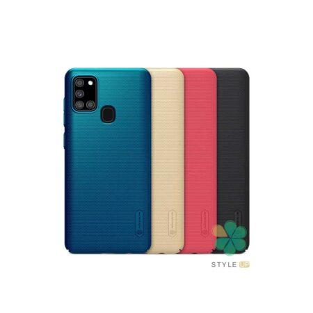 خرید قاب نیلکین گوشی سامسونگ Galaxy A21s مدل Frosted