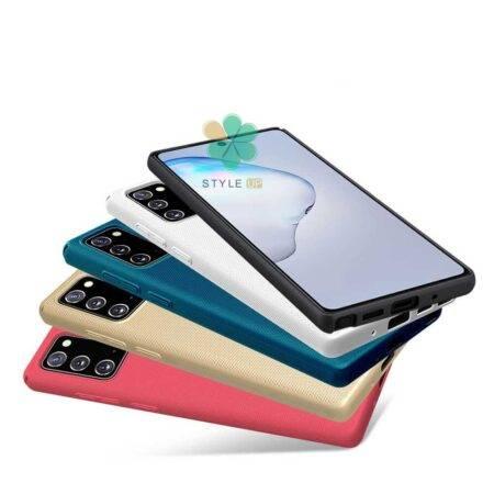 عکس قاب نیلکین گوشی سامسونگ Galaxy Note 20 مدل Frosted