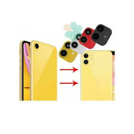 خرید تبدیل لنز گوشی موبایل اپل iPhone XRبه Apple 11