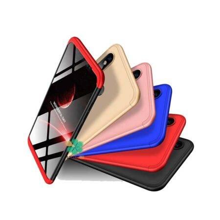خرید قاب 360 درجه گوشی شیائومی Mi A2 Lite / Redmi 6 Pro مدل GKK