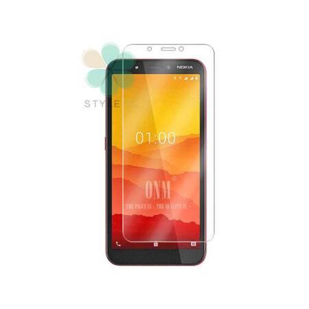 خرید محافظ صفحه گلس گوشی نوکیا Nokia C1