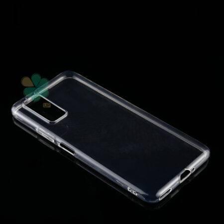 خرید قاب گوشی هواوی هانر Huawei Honor V30 مدل ژله ای شفاف