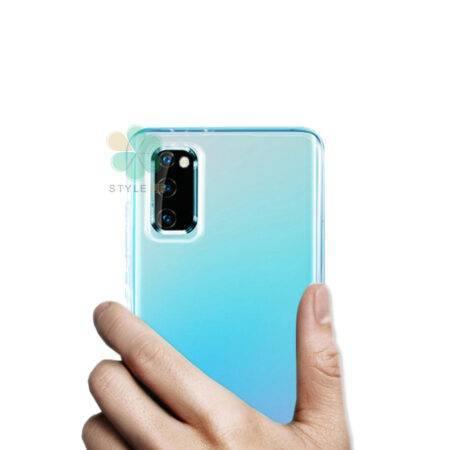 خرید قاب گوشی هواوی Huawei Honor V30 Pro مدل ژله ای شفاف