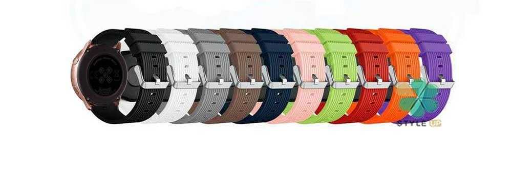خرید بند سیلیکونی ساعت هواوی Huawei Watch GT 2 42mm طرح گلکسی
