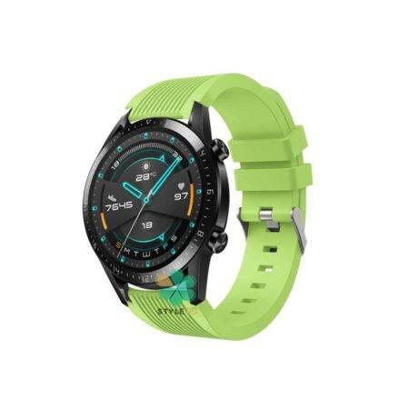 خرید بند سیلیکونی ساعت هواوی Huawei Watch GT 2 46mm طرح گلکسی