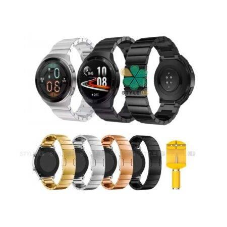 خرید بند فلزی ساعت هواوی Huawei Watch GT 2e مدل Link Bracelet