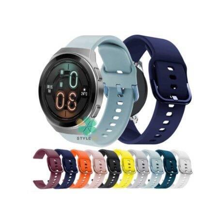 خرید بند ساعت هواوی Huawei Watch GT 2e مدل سیلیکونی نرم