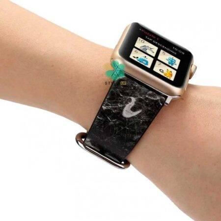 عکس بند ساعت هوشمند اپل واچ Apple Watch 42/44mm طرح سنگ