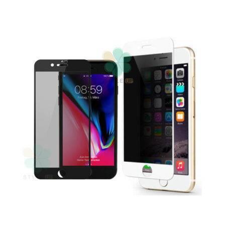 خرید گلس سرامیکی گوشی آیفون iPhone 6 Plus / 6s Plus مدل Matte Privacy