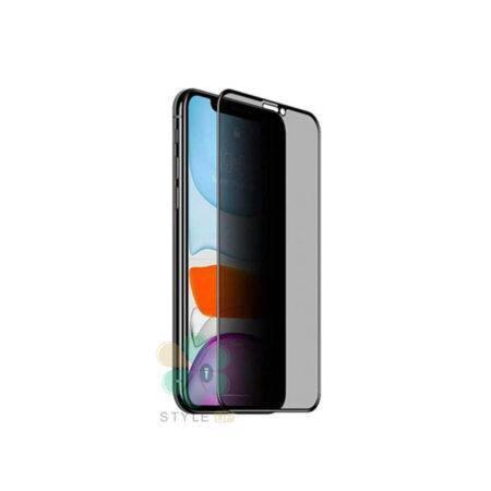 خرید گلس سرامیکی گوشی آیفون iPhone XS Max مدل Matte Privacy