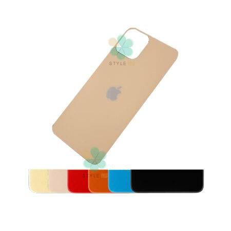 خرید گلس پشت گوشی اپل آیفون Apple iPhone 11 Pro Max مدل رنگی