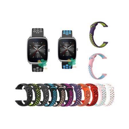 خرید بند ساعت ایسوس Asus Zenwatch 2 Wi501Q سیلیکونی نایکی