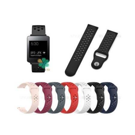 خرید بند ساعت هوشمند ال جی LG G Watch W100 مدل Nike