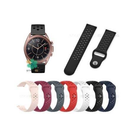 خرید بند ساعت هوشمند سامسونگ Galaxy Watch 3 41mm مدل Nike
