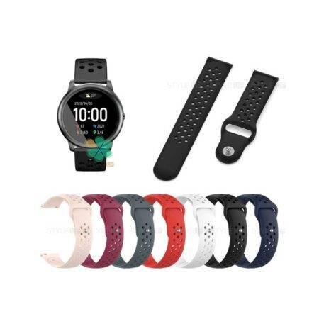 خرید بند ساعت هوشمند شیائومی Xiaomi Haylou Solar LS05 مدل Nike