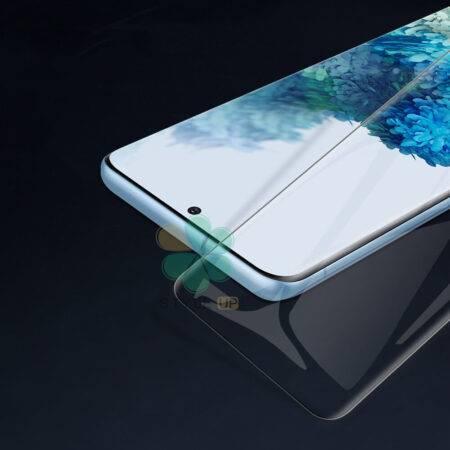عکس گلس نیلکین گوشی سامسونگ Galaxy S20 Plus مدل DS+ Max