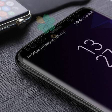 عکس گلس نیلکین گوشی سامسونگ Samsung Galaxy S9 مدل DS+ Max