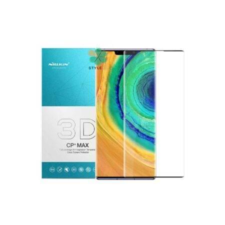 خرید گلس 3D نیلکین گوشی هواوی Huawei Mate 30 Pro مدل CP+ Max
