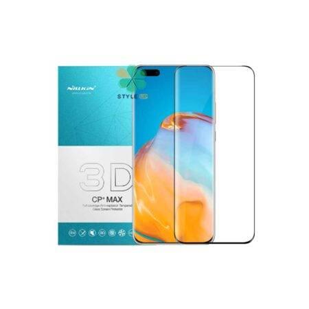 خرید گلس 3D نیلکین گوشی هواوی Huawei P40 Pro مدل CP+ Max