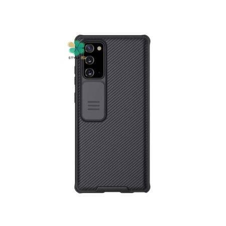 خرید قاب محافظ نیلکین گوشی سامسونگ Galaxy Note 20 مدل CamShield