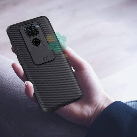 عکس قاب محافظ نیلکین گوشی شیائومی Redmi Note 9 مدل Camshield