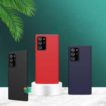 عکس قاب سیلیکونی نیلکین گوشی سامسونگ Galaxy Note 20 Ultra مدل Flex Pure