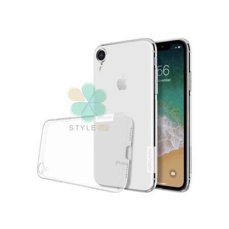 خرید قاب ژله ای نیلکین گوشی آیفون iPhone XR مدل Nature TPU