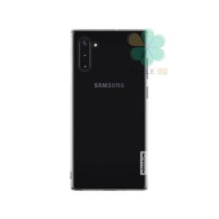 خرید قاب ژله ای نیلکین گوشی سامسونگ Galaxy Note 10 مدل Nature TPU