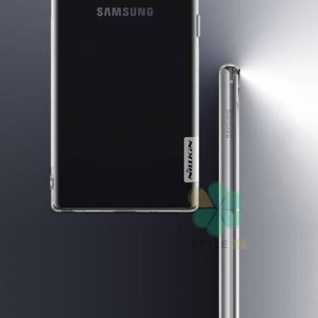 خرید قاب ژله ای نیلکین گوشی سامسونگ Galaxy Note 10 Plus مدل Nature TPU