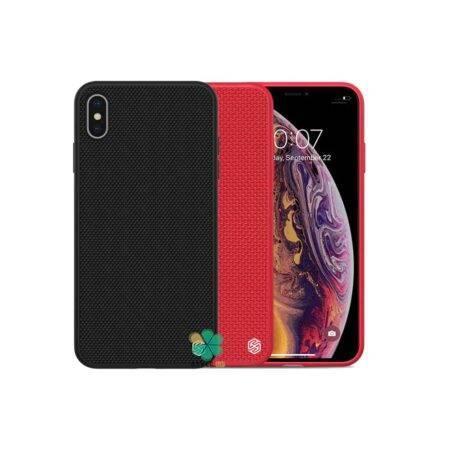 خرید قاب نیلکین گوشی آیفون Apple iPhone XS Max مدل Textured Nylon