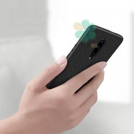 عکس قاب نیلکین گوشی وان پلاس OnePlus 7 Pro مدل Textured Nylon