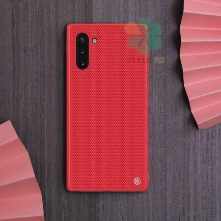 عکس قاب نیلکین گوشی سامسونگ Galaxy Note 10 مدل Textured Nylon
