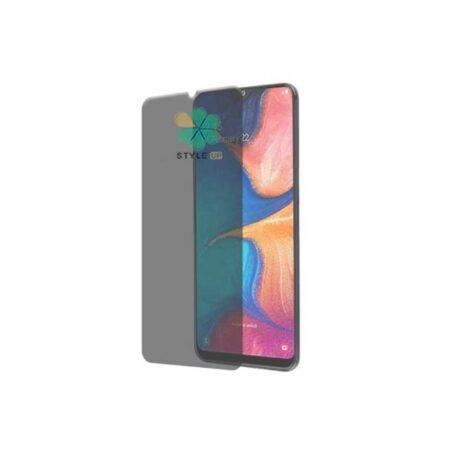 خرید گلس گوشی سامسونگ Samsung Galaxy A20 مدل No Frame Privacy