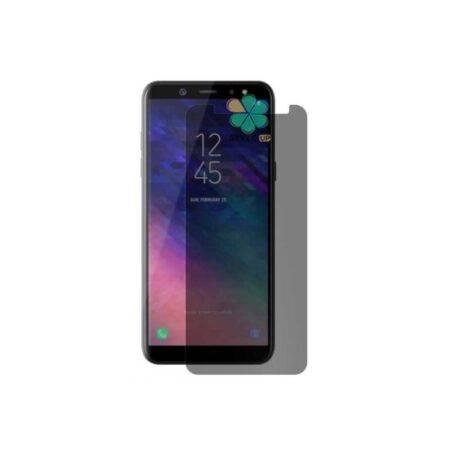 خرید گلس گوشی سامسونگ Galaxy A6 Plus 2018 مدل No Frame Privacy