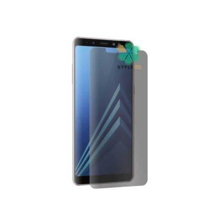 خرید گلس گوشی سامسونگ Galaxy A8 Plus 2018 مدل No Frame Privacy