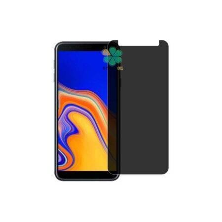 خرید گلس گوشی سامسونگ Samsung Galaxy J4 Plus مدل No Frame Privacy