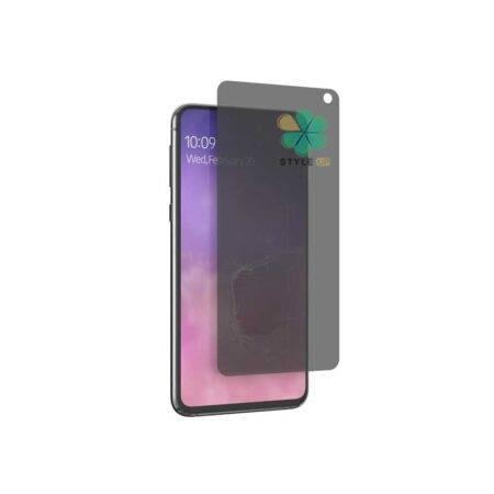 خرید گلس گوشی سامسونگ Samsung Galaxy S10 مدل No Frame Privacy