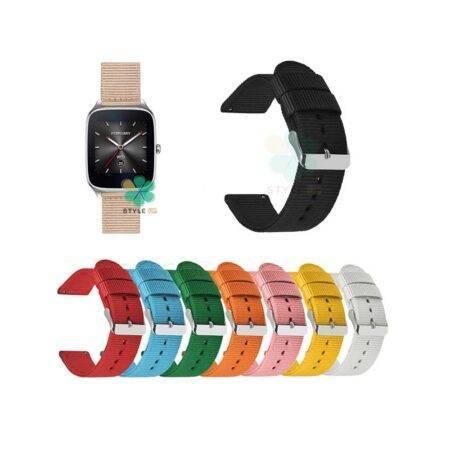 خرید بند ساعت ایسوس Asus ZenWatch 2 WI502Q مدل پارچه ای